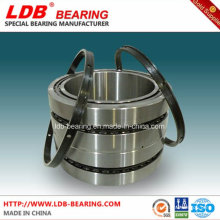 Four-Row Tapered Roller Bearing for Rolling Mill Replace NSK 165kv2252